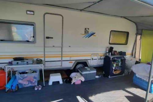 Wohnmobil mieten in Nessetal von privat   Knaus Flipsi