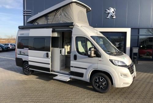 Wohnmobil mieten in Schkeuditz von privat   Hymercar Timon