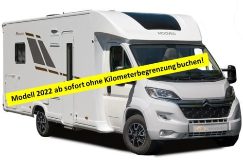 Wohnmobil mieten in Cuxhaven von privat | Mooveo Tei-70 DH Mooveo 70 DH