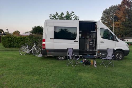 Wohnmobil mieten in Hildesheim von privat   Mercedes  Klein und fein!