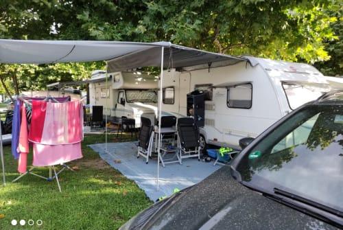 Wohnmobil mieten in Endingen am Kaiserstuhl von privat   Bürstner Premi