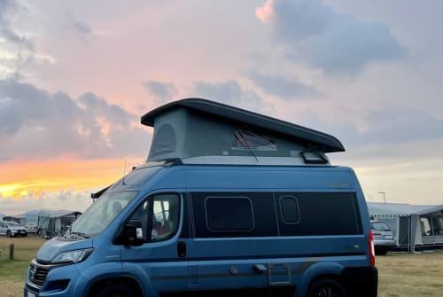 Wohnmobil mieten in Bonn von privat | Hymer Campy