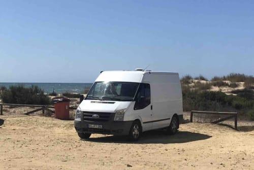 Wohnmobil mieten in Jerez de la Frontera von privat   Ford Ford Transit