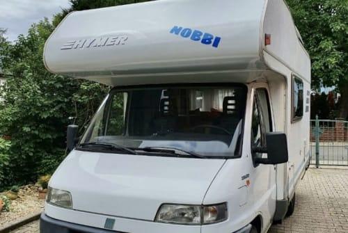 Wohnmobil mieten in Grünstadt von privat | Fiat Nobby