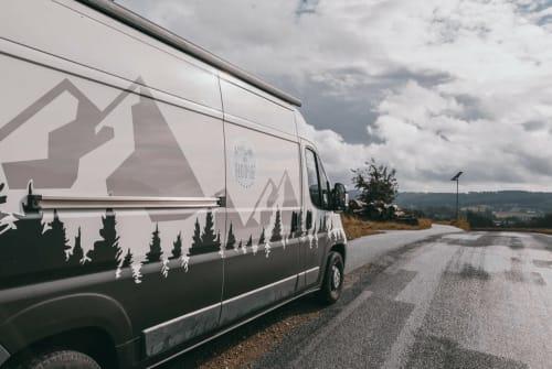Wohnmobil mieten in Köln von privat   Peugeot VANlife-Forrest