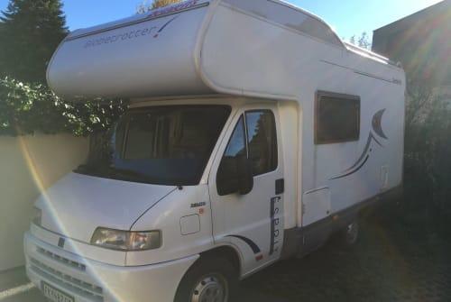 Wohnmobil mieten in Feldkirch von privat | Fiat Balduin