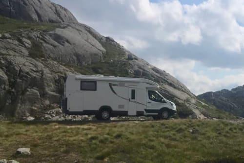 Wohnmobil mieten in Stade von privat | Ford Fluchti