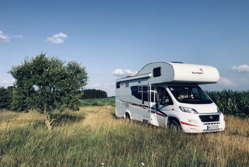 Wohnmobil mieten in Würzburg von privat | fiat Abenteuercamper
