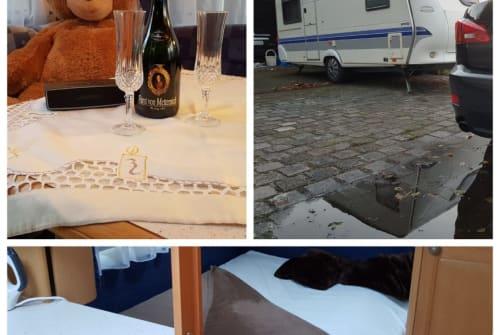 Wohnmobil mieten in Berlin von privat | Hobby  Hobby 460