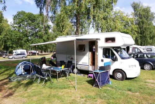 Wohnmobil mieten in Bad Saulgau von privat   Dethleffs Siggi
