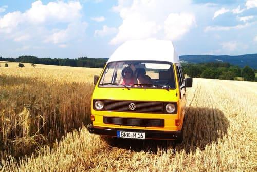Wohnmobil mieten in Erlangen von privat   VW Konstantin
