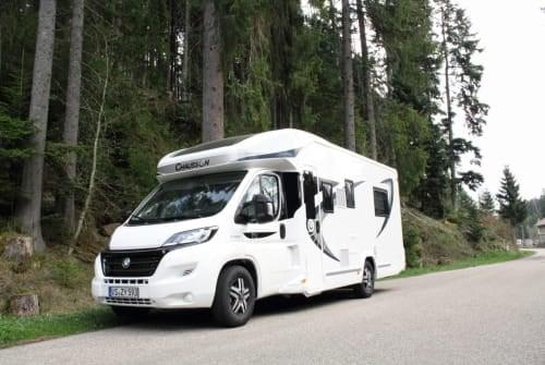 Wohnmobil mieten in Villingen-Schwenningen von privat | Chausson  Trigano