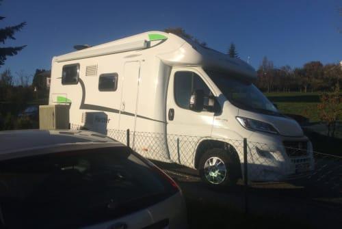 Wohnmobil mieten in Uffing am Staffelsee von privat   Forster Womi