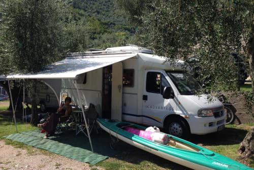 Wohnmobil mieten in Starnberg von privat | Fiat Ducato Dethleffs Illy Camper