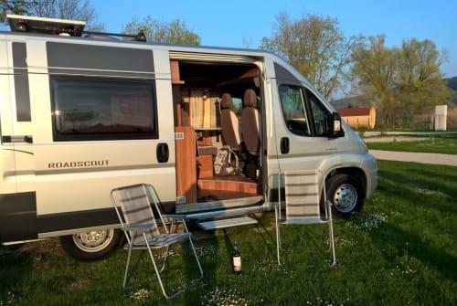 Wohnmobil mieten in Dresden von privat | Citroen Paula