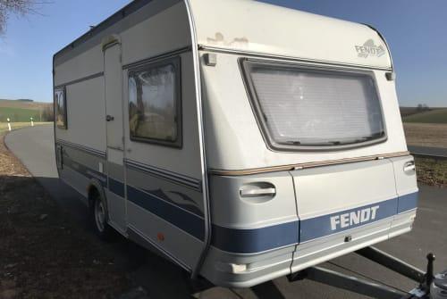 Wohnmobil mieten in Neustadt an der Waldnaab von privat | Fendt  Fendt Caravan