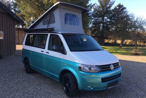 Wohnmobil mieten in Karlum von privat | Volkswagen Dünencamper 3