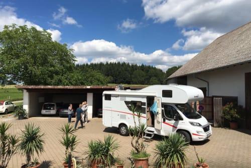 Wohnmobil mieten in Heiligenberg von privat | Sunlight Sunlight A68
