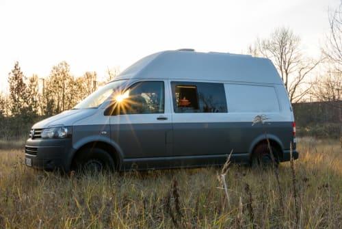 Wohnmobil mieten in Dorfen von privat | Volkswagen Friluftgeist