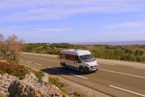 Wohnmobil mieten in Augsburg von privat | Fiat Moving Camper