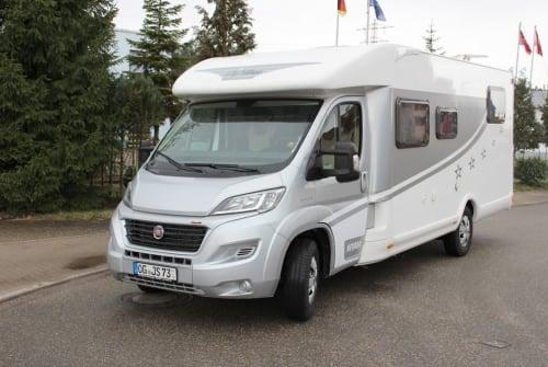 Wohnmobil mieten in Gengenbach von privat | Miller Dreamcamp