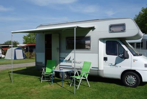 Wohnmobil mieten in Eichenau von privat | Fiat  Homer