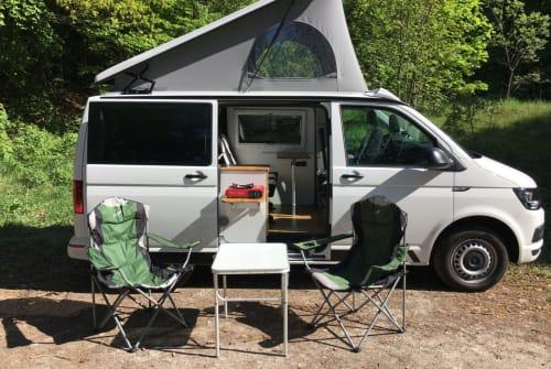 Wohnmobil mieten in Nentershausen von privat   Volkswagen Easy Camper