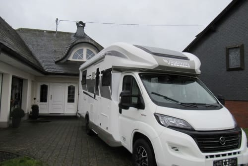 Wohnmobil mieten in Dickenschied von privat | Mobilvetta  KEA KrosserP 90