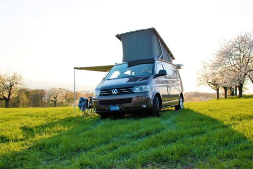 Wohnmobil mieten in Dresden von privat | Volkswagen Icke