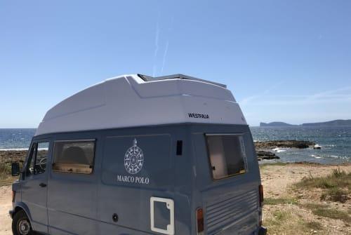 Wohnmobil mieten in Alghero von privat | Mercedes-Benz Roadtrip II