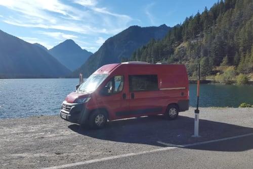 Wohnmobil mieten in Vohenstrauß von privat | Fiat Ducato Rolli-Womo Hope