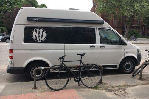 Wohnmobil mieten in Hamburg von privat | Volkswagen  JoLi Camper