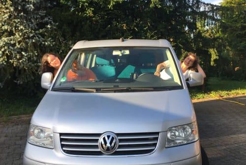 Wohnmobil mieten in Denzlingen von privat | Volkswagen De Büs