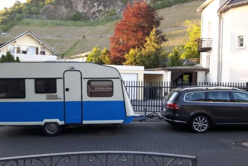 Wohnmobil mieten in Bad Honnef von privat | Knaus Vintage Wohnwagen