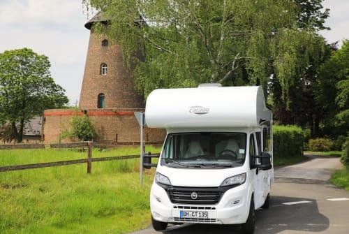 Wohnmobil mieten in Pulheim von privat | Carado Günni