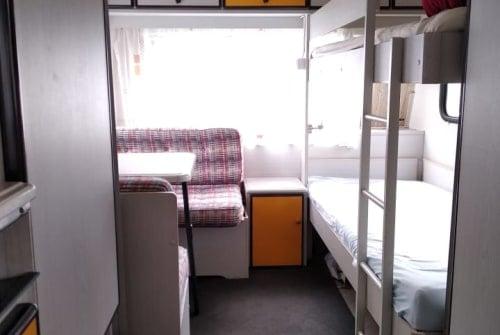 Wohnmobil mieten in Biberach von privat | Knaus Family Camper