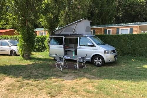 Wohnmobil mieten in Aachen von privat   Volkswagen T5 Sonnenschein