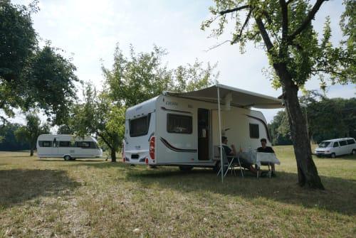 Wohnmobil mieten in Künzelsau von privat | Carado Garfield