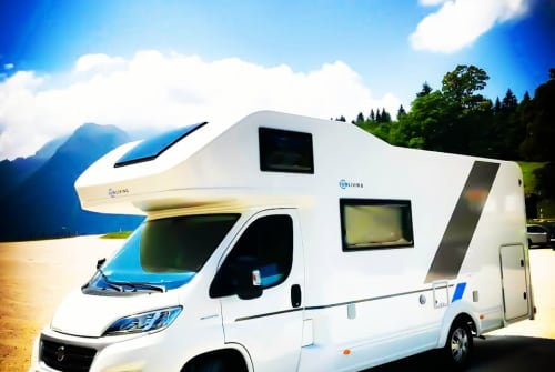 Wohnmobil mieten in Nürnberg von privat | Adria Sun Living  LIVI