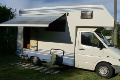 Wohnmobil mieten in Alfter von privat | Daimlerchrysler Elsa