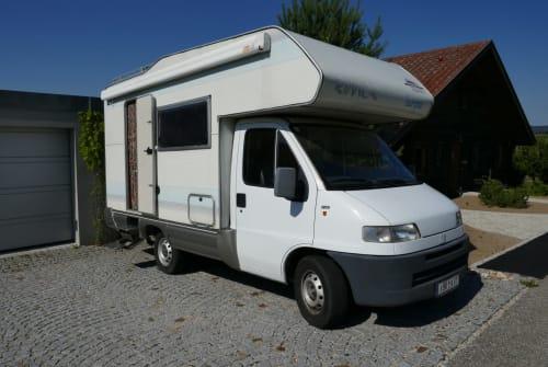 Wohnmobil mieten in Fornach von privat | Fiat Ducato 230 Hansi-Familycar