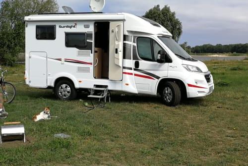 Wohnmobil mieten in Lüneburg von privat | Fiat  Sülze
