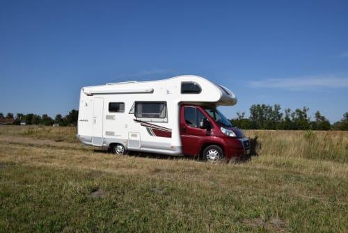 Wohnmobil mieten in Rathenow von privat | Fiat WohlfühlMobil