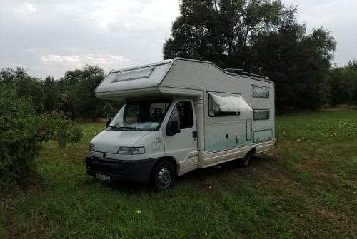 Wohnmobil mieten in Aschaffenburg von privat | Fiat Ducato DerDicke