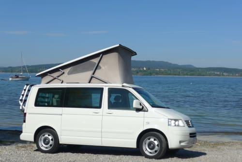 Wohnmobil mieten in Konstanz von privat | Volkswagen Eisbär