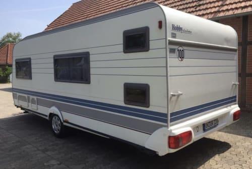 Wohnmobil mieten in Lilienthal von privat   Hobby Familienwagen