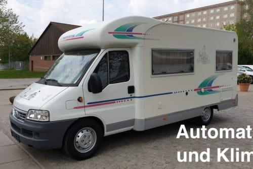 Wohnmobil mieten in Panketal von privat | Fiat Horst