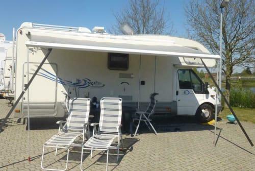 Wohnmobil mieten in Haren (Ems) von privat | Ford Rimor Turbo