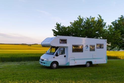 Wohnmobil mieten in Nonnenhorn von privat | Weinsberg Die Minze