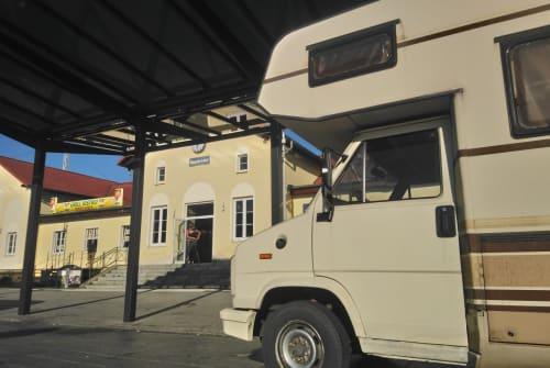 Wohnmobil mieten in Cottbus von privat | FIAT Marianne